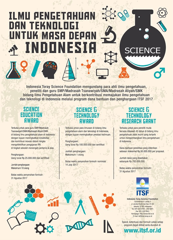 Poster ITSF 2017